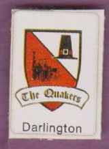 Darlington Badge (B)